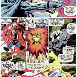Marvel Day: The Power Cosmic