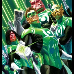 DC Day: Green Lantern Corps