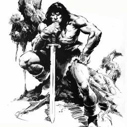 Dark Horse Day: Conan the Barbarian