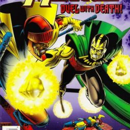Super Feat Of The Day: Mr. Miracle