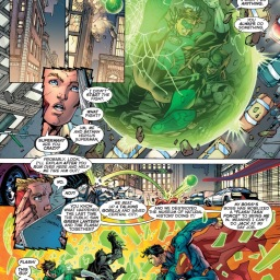 Superman, 'Justice League #2'