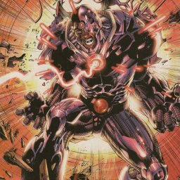 Cyborg, 'Justice League #6'