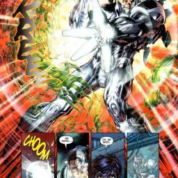 Cyborg, 'Justice League #4'