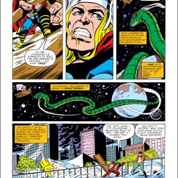 Thor, 'Thor #327'