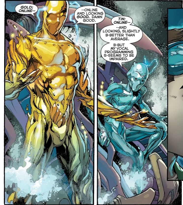 In 'Justice League' (2014) #28