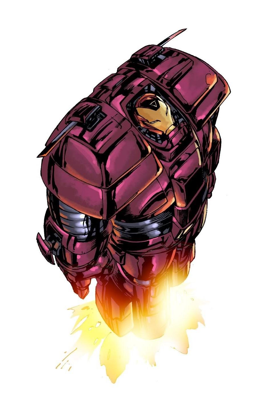 Iron Man Armor Model 36.