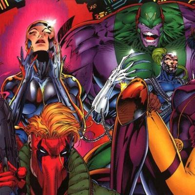 Many members of WildC.A.T.s. are Kherubim warriors.